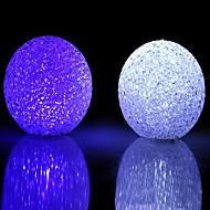 Multicolor Crystal Ball Pattern Night Light