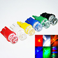 10 pcs Ding Yao T20 1.5W 1X 100-800LM 6500-7500K Cool White/Red/Blue/Yellow/Green Decorative Emergency Lights DC 12V