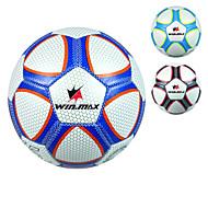 Slitsäker/Nondeformable/Tålig - Soccers ( Svart/Mörkblå/Ljusblå , PVC )