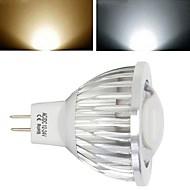 9W Ampoules Globe LED MR16 1LED COB 480-600 lm Blanc Chaud / Blanc Froid AC 85-265 V 1 pièce