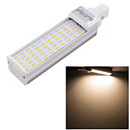 YouOKLight® G24-2pin  10W 870lm 3000K 50-SMD2835  Warm White LED Corn Bulb Lamp (85-265V)