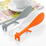 κινούμενα σχέδια μπορεί να σταθεί κουτάλα σκίουρος μοντελοποίησης (τυχαία χρώμα)
