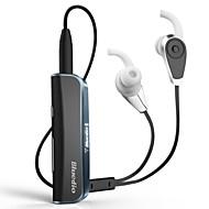 bluedio Bluetooth v4.1 fone de ouvido fone de ouvido sem fio conexão múltipla display OLED para telefonema música
