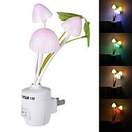 Lampes de nuit - NO - AC 220 - (V) - CA - Bleu/Rouge/Vert/Blanc naturel - 1 - (W) - (Capteur)