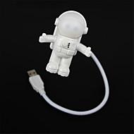 kreativ astronaut USB vikning ljus