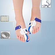 전체 바디 / 발 지원 발가락 분리기 및 건막 류 패드 발 통증을 완화 / 자세 교정기 Plastic #(1 pair)