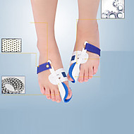 Täysi keho / Jalka Tuettu Toe Separaattorit & vaivaisenluu Pad Lievittää jalka kipu / Selkätuki Plastic #(1 pair)