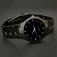 New Man's High Quality Steel Belt Quartz Watch