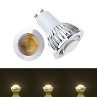 1 stk. Ding Yao GU10 9 W 1 COB 50-150 LM Varm hvid/Kold hvid Spotlys AC 85-265 V
