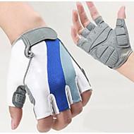 IZUMI® Activiteit/Sport Handschoenen Heren Fietshandschoenen Voorjaar / Zomer / Herfst Wielrenhandschoenen Vingerloos Spandex