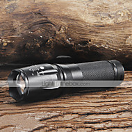2200LM Cree XM-L T6 LED 18650/26650/AAA Flashlight Focus Torch Light