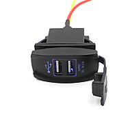 auto vrachtwagen boot accessoire 12V 24V Dual USB-lader power adapter outlet nice