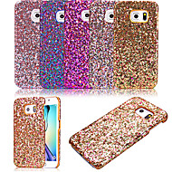 KARZEA™Full Cover Shinny Bling Glitter PU Material Back Cover Case for Samsung Galaxy S6 edge(Assorted Colors)