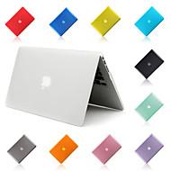 Plástico táctil 2 en 1 colores caramelo suave cubierta de la caja fuerte&cubierta del teclado para el macbook pro retina ingenio 13