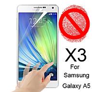 matte screen protector voor de Samsung Galaxy a5 (3 stuks)