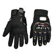 Γάντια Μοτοσυκλέτας Ολόκληρο το Δάχτυλο Πολυαιθουράνιο/Βαμβάκι/Νάιλον/ABS M/Μ/XL Κόκκινο/Μαύρο/Μπλε
