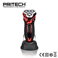 PRITECH Brand Electric Shaver Men Shaver 3d Shaver Beard Shaver With Shaver Holder Best Gift High Quality