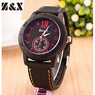 reloj número dimand manera del cuarzo pulsera deportivo analógicas de los hombres (colores surtidos)