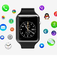 q8 orologio intelligente colorato per apple iphone android phone bt 4.0