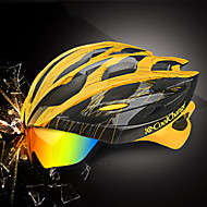 Coolchange Unisex Mountain/Road/Sports Cycling helmet 25 Vents