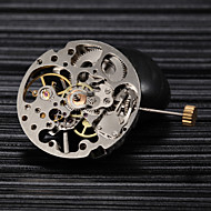 Silver Manual Mechanical Watch Movement Fashion Watch Cool Watches Unique Watches