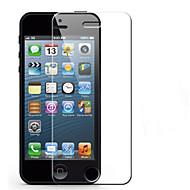 아이폰 5 / 5C / 5S에 대한 asling 2.5D 아크 0.26 9h를 경도 실제 강화 유리 화면 보호기