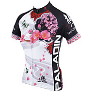 PALADIN Bike/Cycling Jersey / Tops Women's Short SleeveBreathable / Ultraviolet Resistant / Quick Dry / Compression / Lightweight