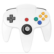 White Wired Game Controller for N64 Console
