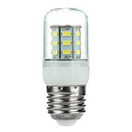 e27 3.5W 400lm 6500k 30-SMD 5730 ha condotto la lampada fredda mais luce bianca (220v ~ 240v)