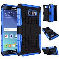 Για Samsung Galaxy Note7 Ανθεκτική σε πτώσεις / με βάση στήριξης tok Πίσω Κάλυμμα tok Πανοπλία PC SamsungNote 7 / Note 5 Edge / Note 5 /