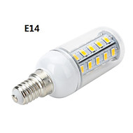 Marsing E14/E26/E27 6 W 36 SMD 5730 500-600 LM Warm White/Cool White Corn Bulbs AC 220-240 V