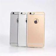 icestar nya qi standard trådlös laddare mottagare bakstycket speciellt för iPhone 6 / plus