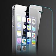 anti-scratch ultra-tynne glass-skjerm herdet beskytter for iPhone 5c