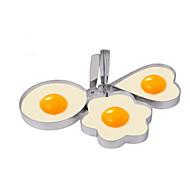 muffa uova fritte (3 / gruppo)