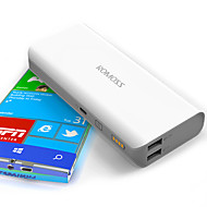 romoss Mobile Power mobiltelefon laddning skatt 10400 ma sense4