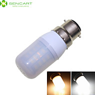 GU10/E27/B22/E14 8W 40x5730SMD LED 1600LM 3500K 6000K Warm White/Cool White Decorative Corn Bulbs  AC110-240V