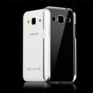 Na Samsung Galaxy Etui Przezroczyste Kılıf Etui na tył Kılıf Jeden kolor TPU Samsung Core Prime