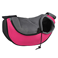 Pet Dog Cat Puppy Carrier Mesh Comfort Travel Front Shoulder Bag Sling Backpack