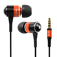 Awei Headphone 3.5mm In Ear Canal Super Bass for iPhone 5/5S/6/6Plus Samsung S4/5/6 and Others