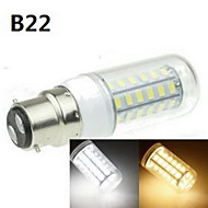 E14/B22/E2627/G9/GU10 9W 48x5630SMD 1800LM Warm/Cool White Decorative Corn Bulbs  AC220-240V/AC110-240