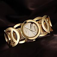 WEIQIN®Brand Luxury Crystal Gold Watches Women Fashion Bracelet Quartz Watch Shock Waterproof Cool Watches Unique Watches