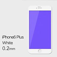 rtako®anti-sininen valo helppo asentaa 0.2mm kanssa puhdistusliinalla karkaistu lasi näytön suojakalvo iPhone 6 plus 5.5inch