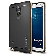 Για Samsung Galaxy Note Επιμεταλλωμένη tok Πίσω Κάλυμμα tok Γεωμετρικά σχήματα TPU Samsung Note 5 Edge / Note 5 / Note 4 / Note 3 / Note