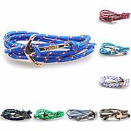 Bracelet/Anchor Bracelet,Handmade Inspirational Bracelets for Men/Women Fashion Friendship Bracelet Jewelry