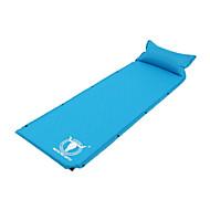 수분 방지/방수 - PVC - 팽창 매트/야영 매트/슬립 매트 ( 블루