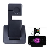 Aoluguya A11 Charging Dock Station Holder for APPLE WATCH / IPAD / iPhone 5 / 5S / 6 / 6 Plus (Assorted Colors)