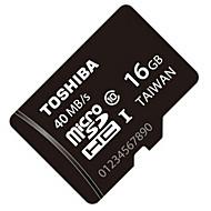 도시바 16 기가 바이트의 CLASS10 UHS-1 마이크로 SDHC의 40m / s의 고속 메모리 카드