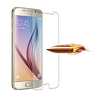 Ultra Thin 7H Optical Explosion proof membrane Soft TPU Screen Flim Protector For Samsung Galaxy S6 G920