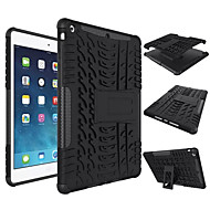 2 in 1 Durable Shock Proof Armor Hybrid tyre Case For Apple iPad Air  Heavy Duty Stand Back Cover(Assorted Colors)