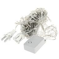 N/A 10 M 100 Dip LED Warm White/RGB/Gul Vandtæt 6 W Lysslynger AC110 V